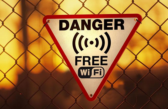 mẹo sử dụng smartphone khi dùng wifi miễn phí